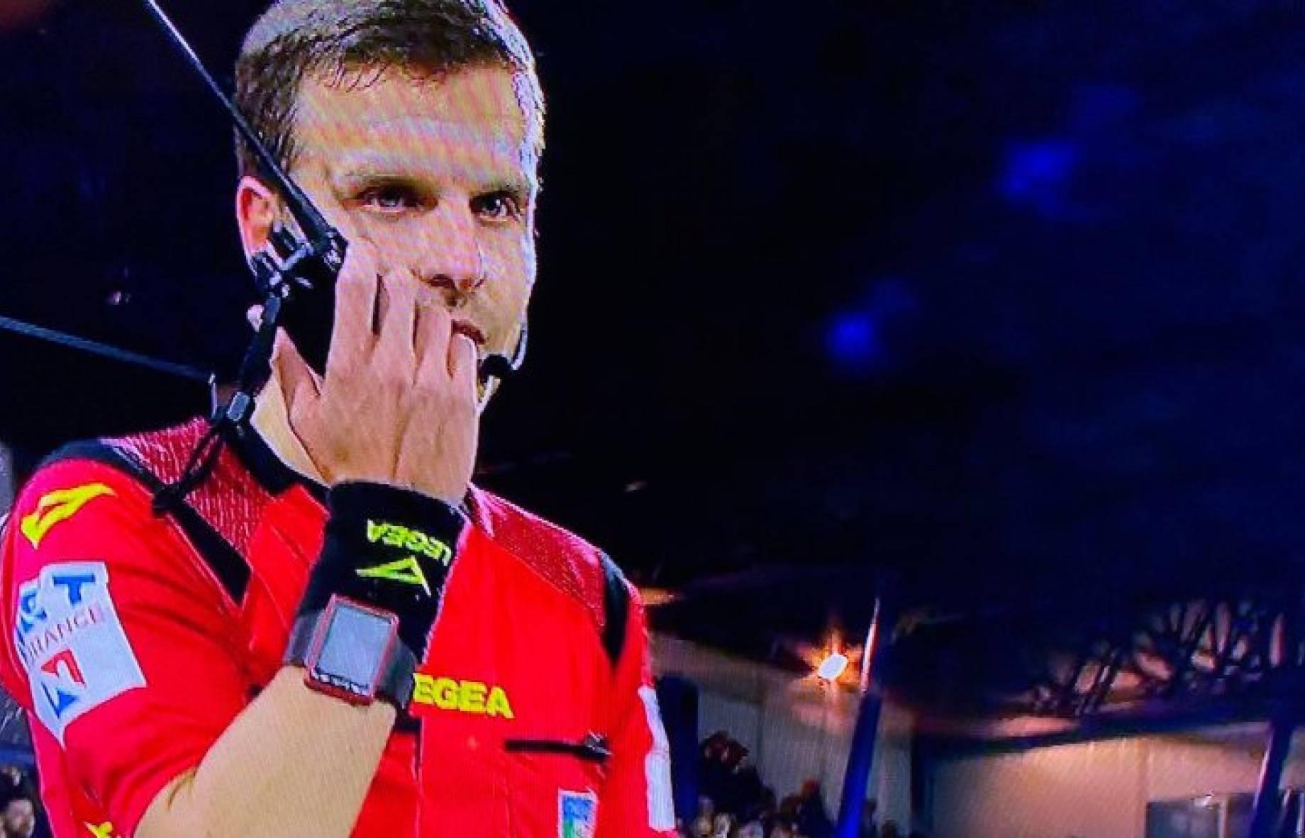 Arbitro Var Spal-Juve 2 OK