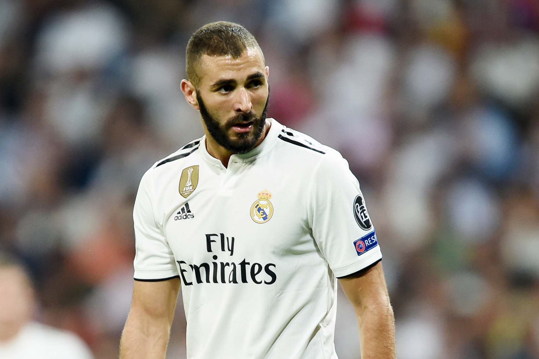 Benzema IMAGE x gallery fifa