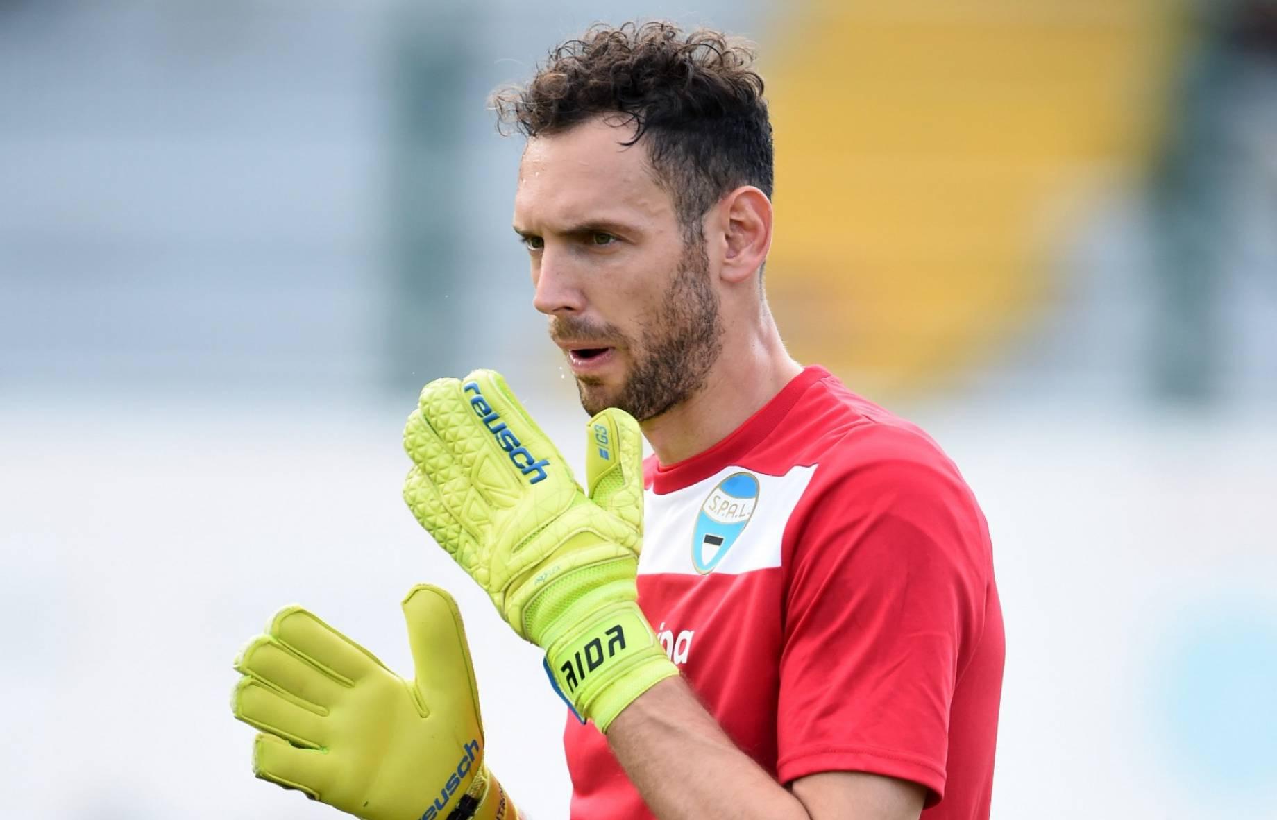 Gianluca Di Marzio :: Spal, frattura alla mano per Berisha