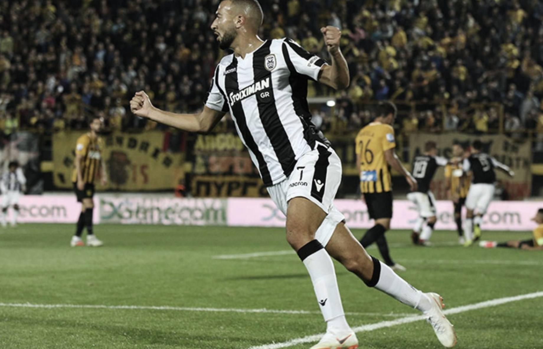 Gianluca Di Marzio :: Chievo interested in Paok's El Kaddouri