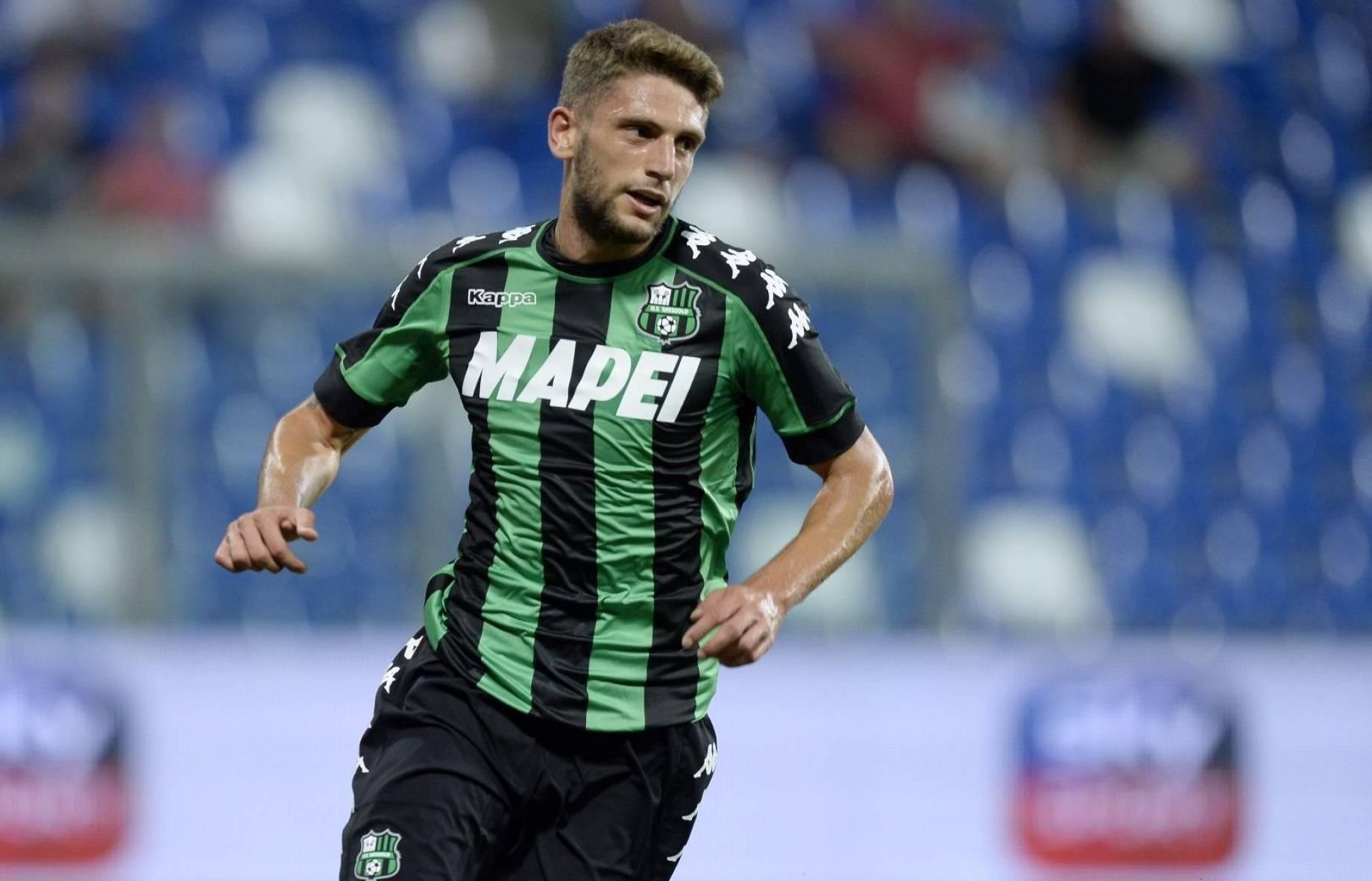 Calciomercato Milan, Locatelli viaggia verso il Sassuolo: scambio di prestiti con Berardi?