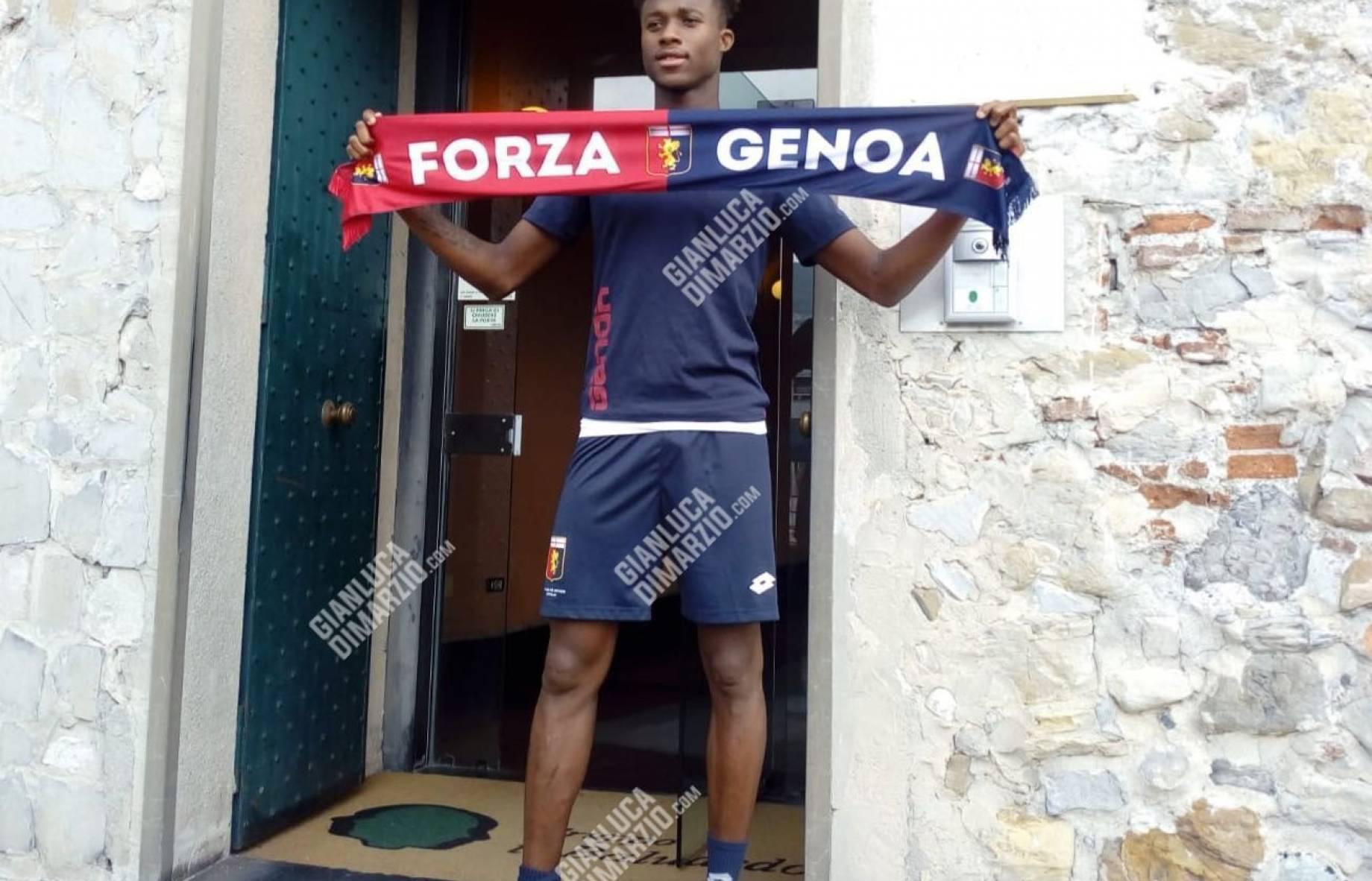 Kouame Genoa consigli Fantacalcio