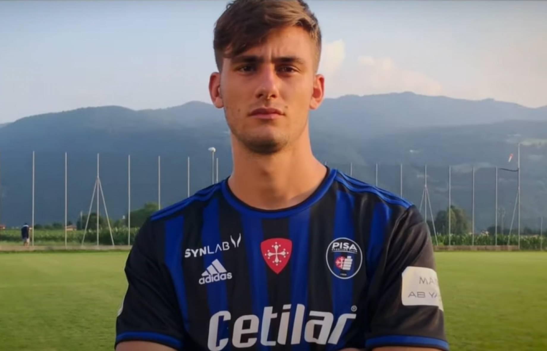 Pisa, Lorenzo Lucca: gol, centimetri e quel paragone con Toni