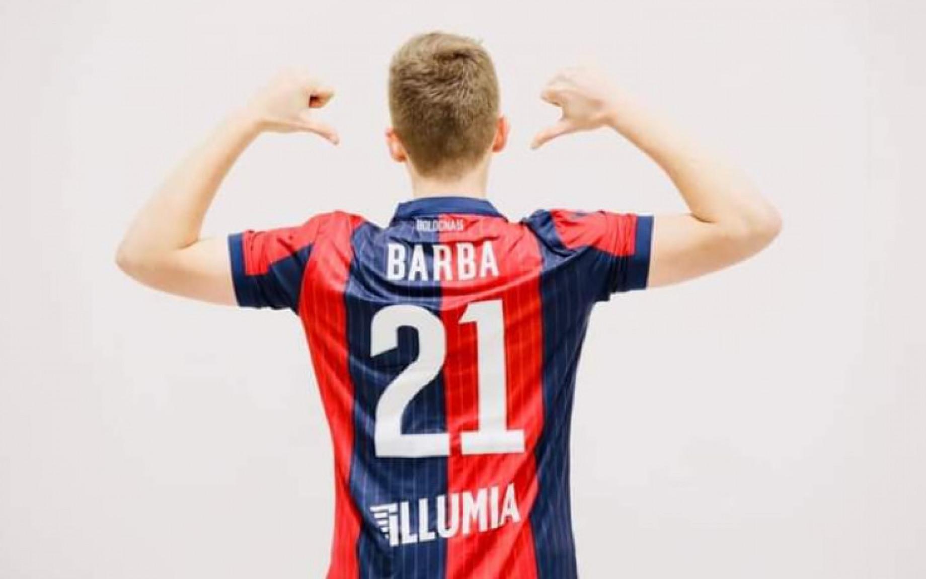 Bologna Esports, Marco Barbieri ha voglia di vincere