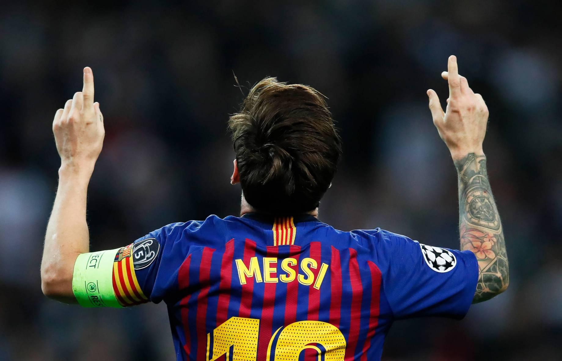 Messi IMAGE