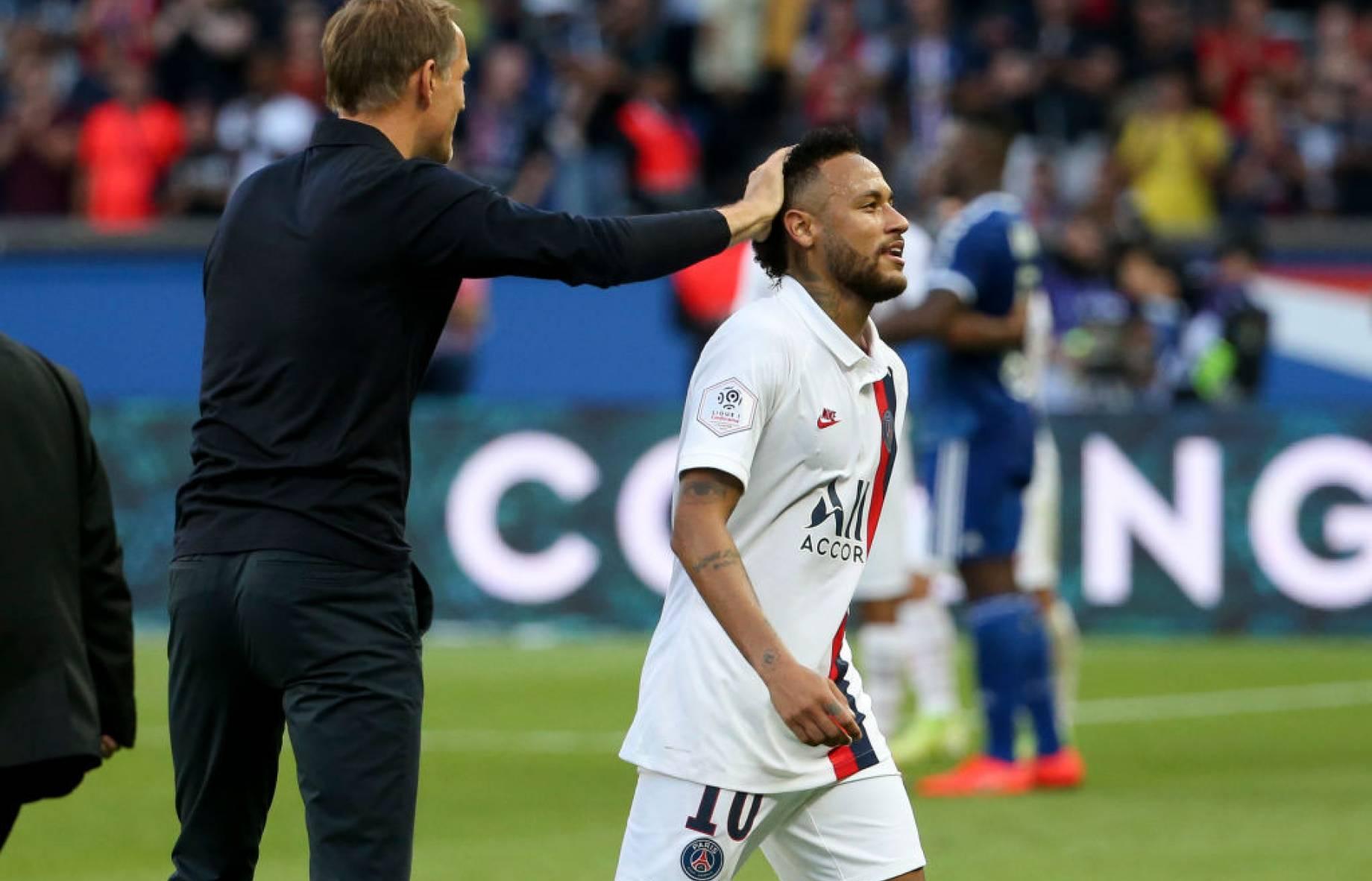 Neymar Tuchel GETTY.jpg