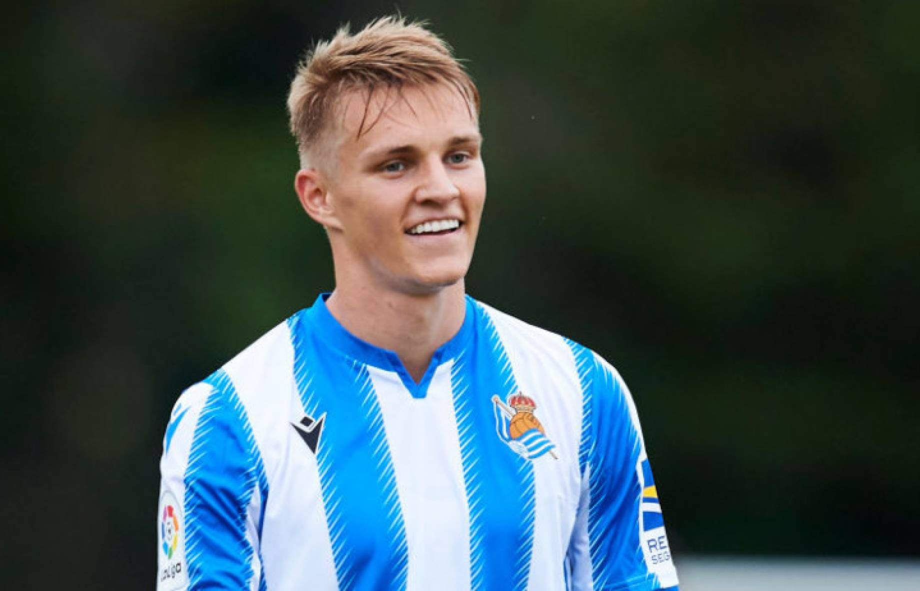 Odegaard Real Sociedad GETTY.jpg