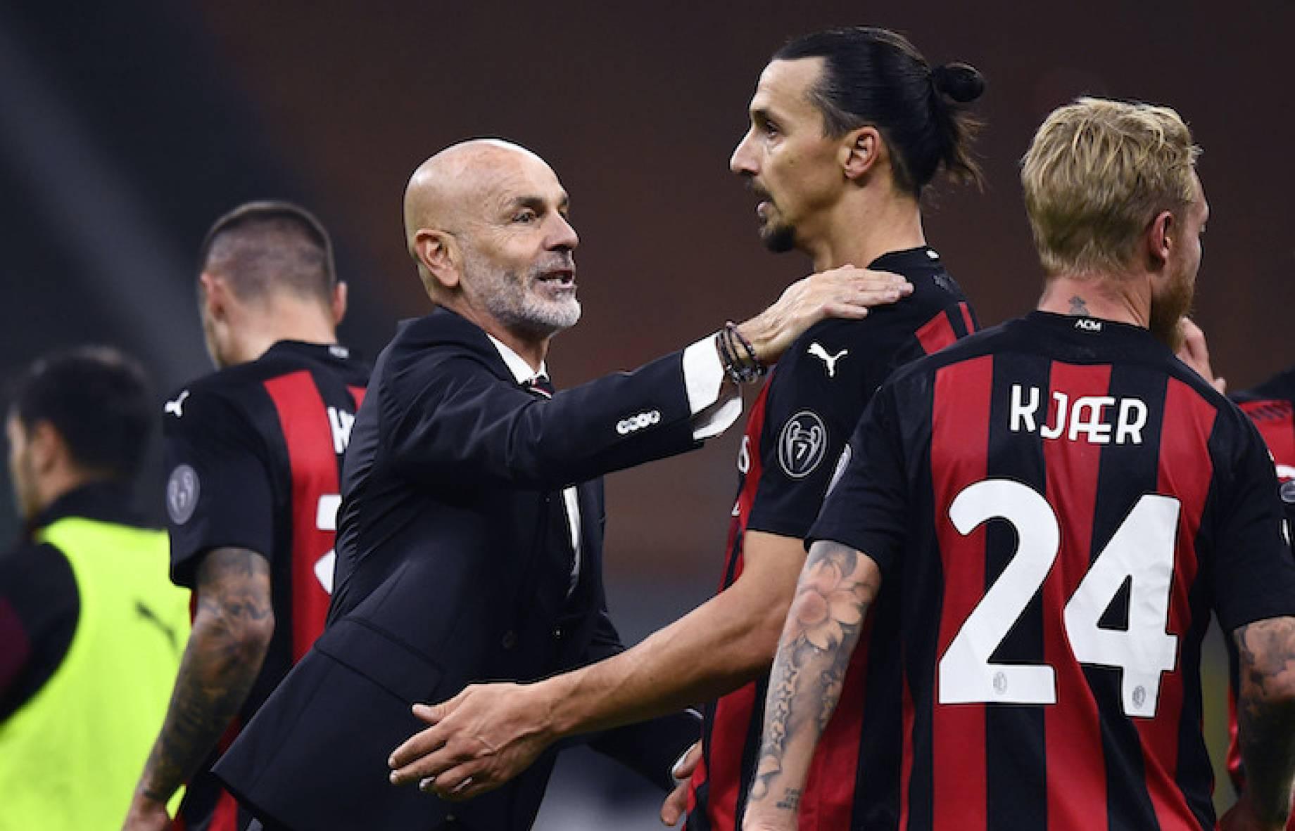 """Gianluca Di Marzio :: Milan, Pioli: """"Abbiamo dimostrato di non essere una  squadra normale"""""""