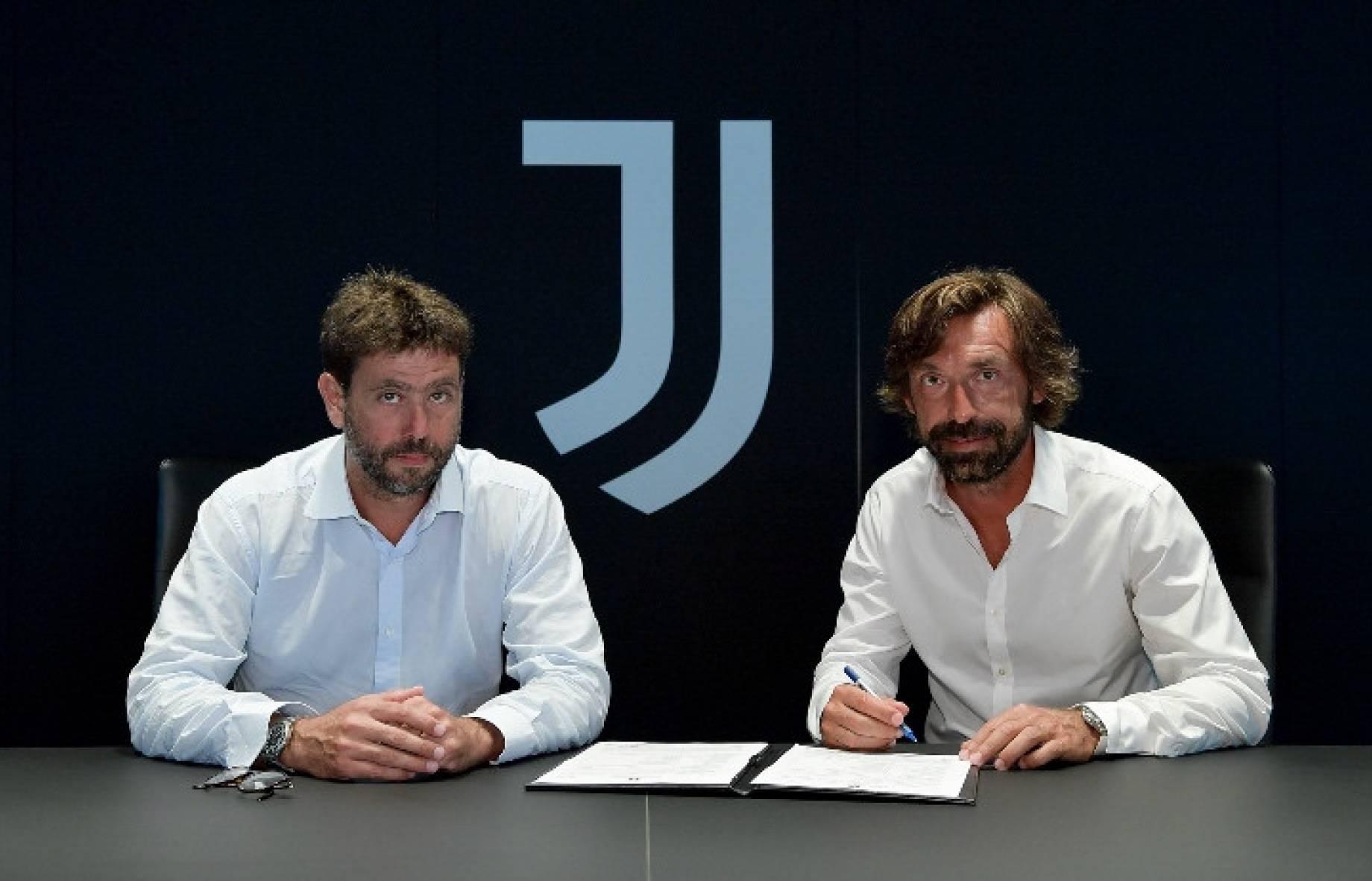 Gianluca Di Marzio Juventus Reso Noto Lo Staff Di Andrea Pirlo