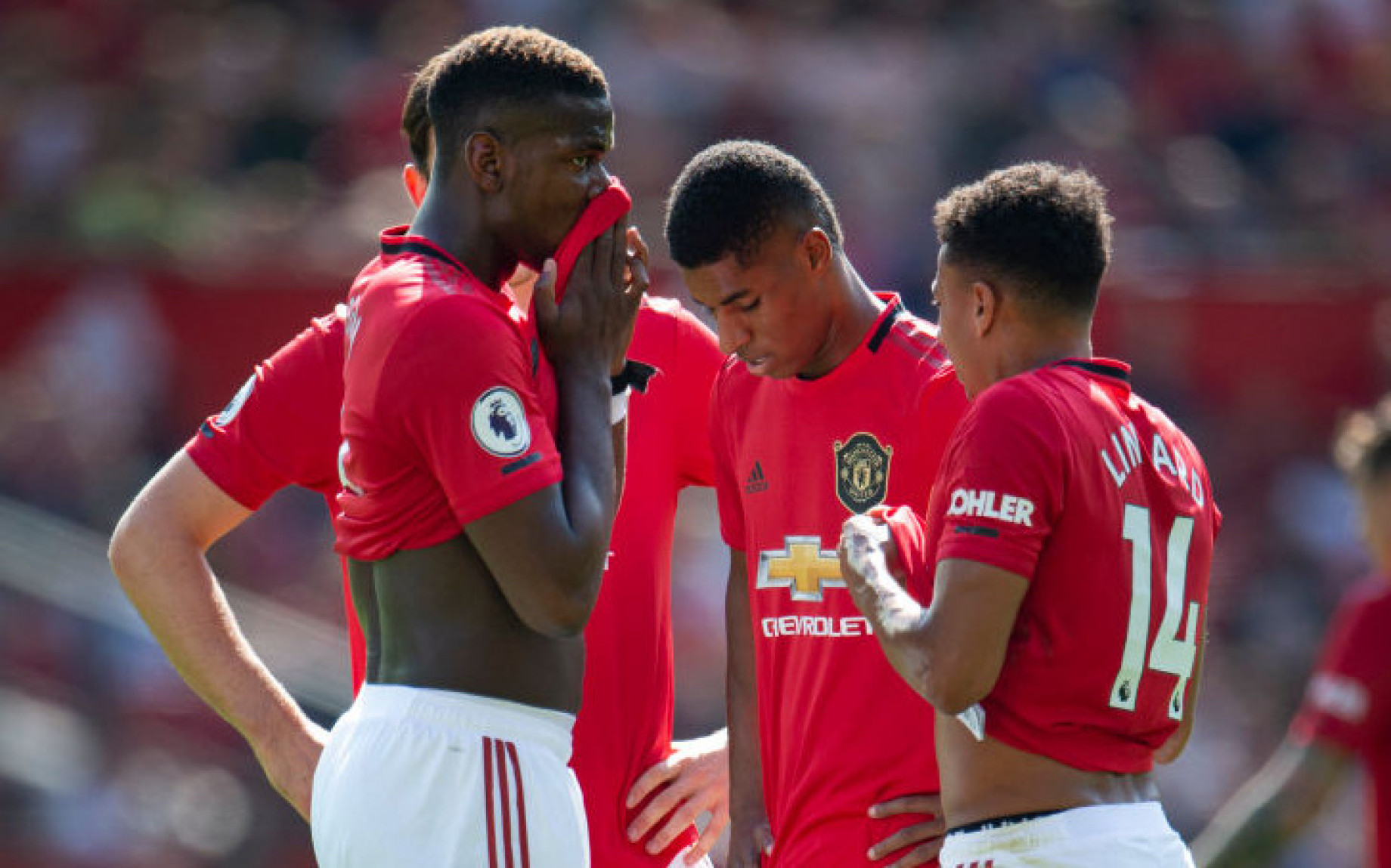 Pogba Rashford Lingard United GETTY.jpg
