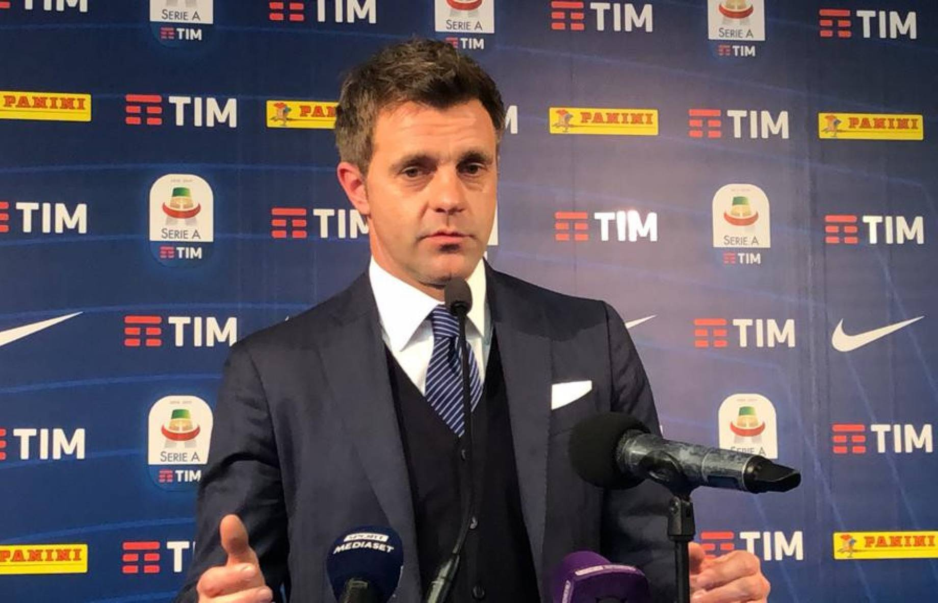Da Lazio-Lecce a Napoli-Atalanta: Rizzoli sul VAR - GianlucaDiMarzio.com