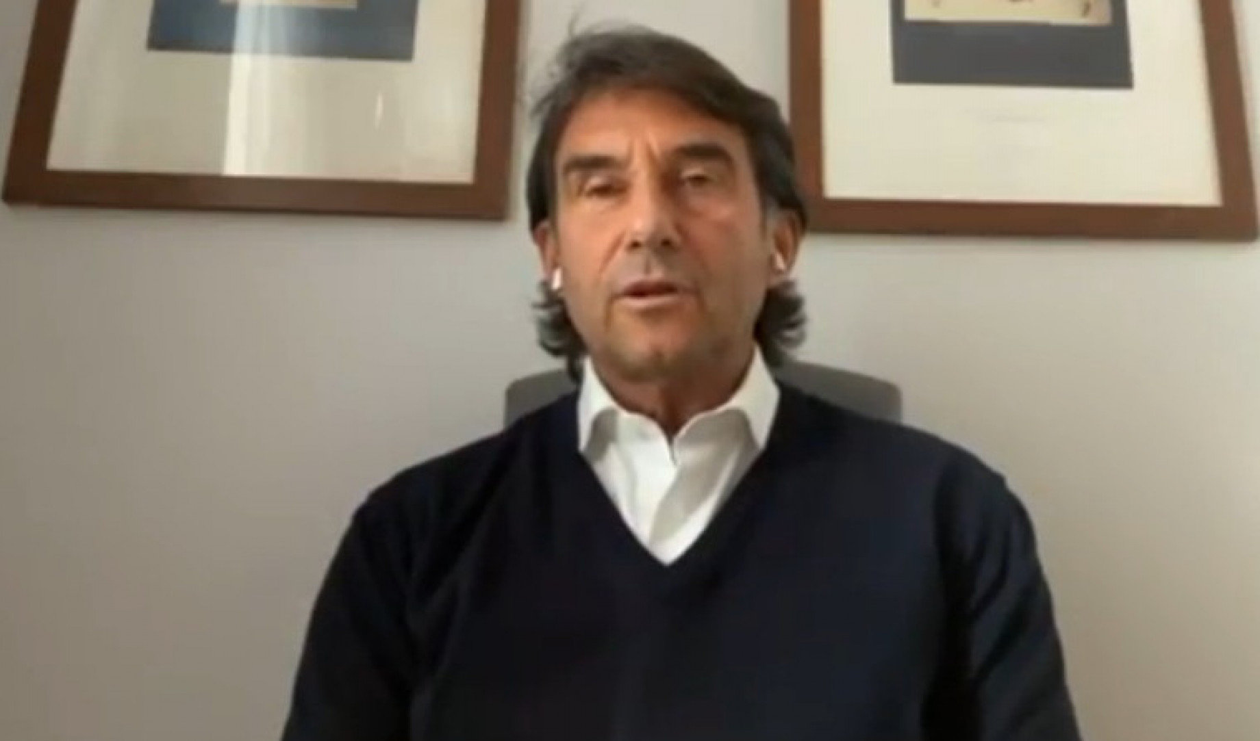 """We wish to maintain Raspadori and Scamacca"""