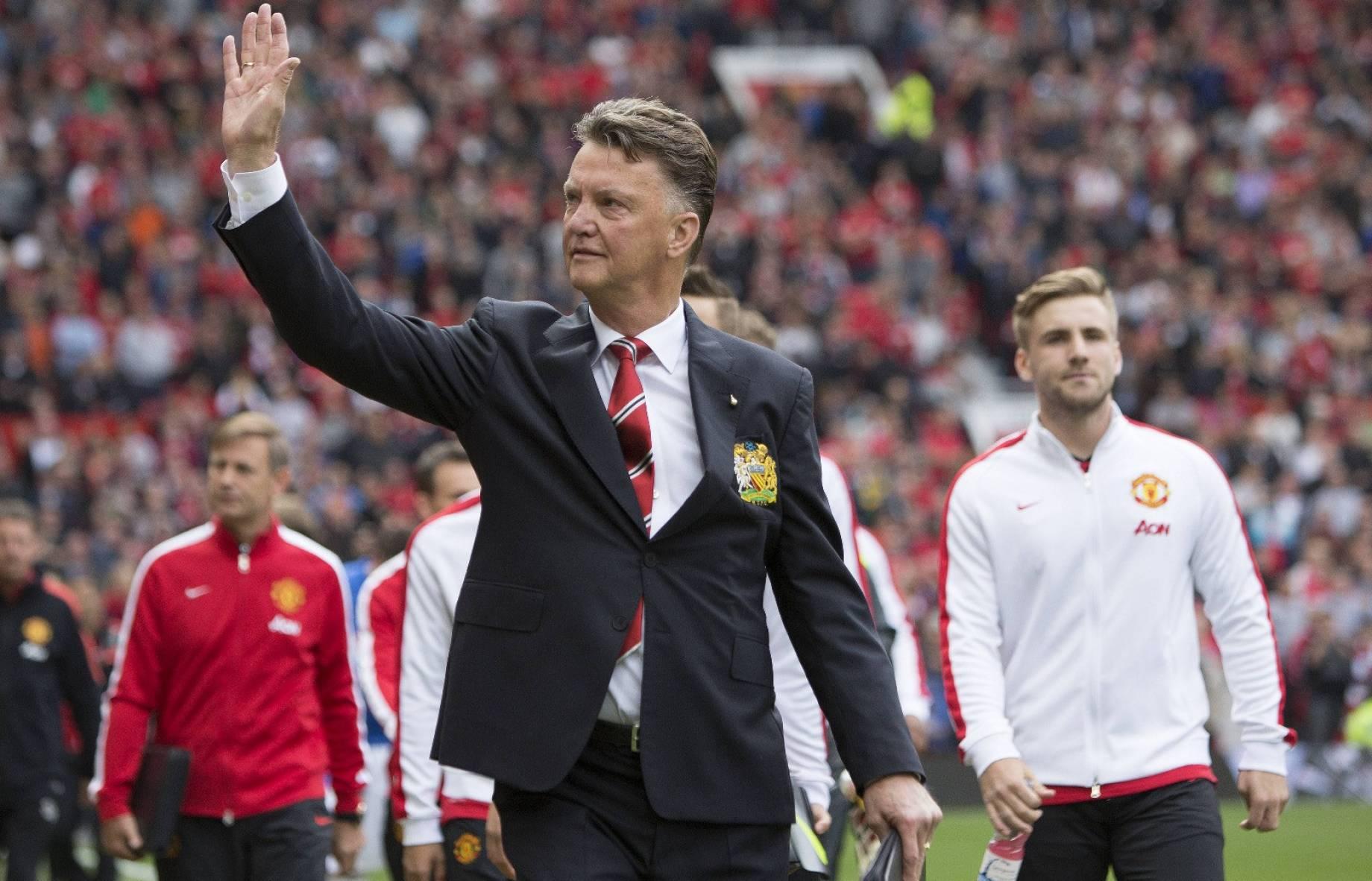 "Manchester United, Van Gaal: ""Spettacolo Con Solskjaer"