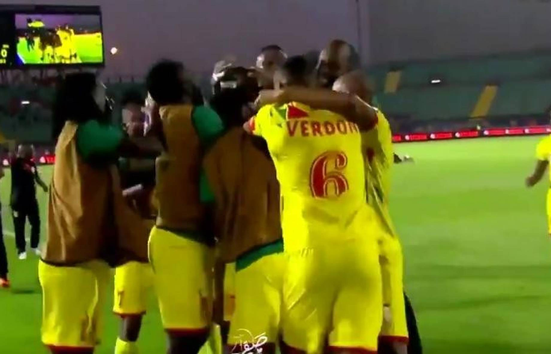 benin coppa africa SCREEN