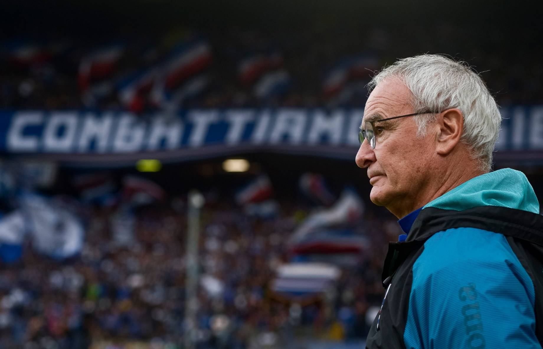 Ranieri Samp GETTY