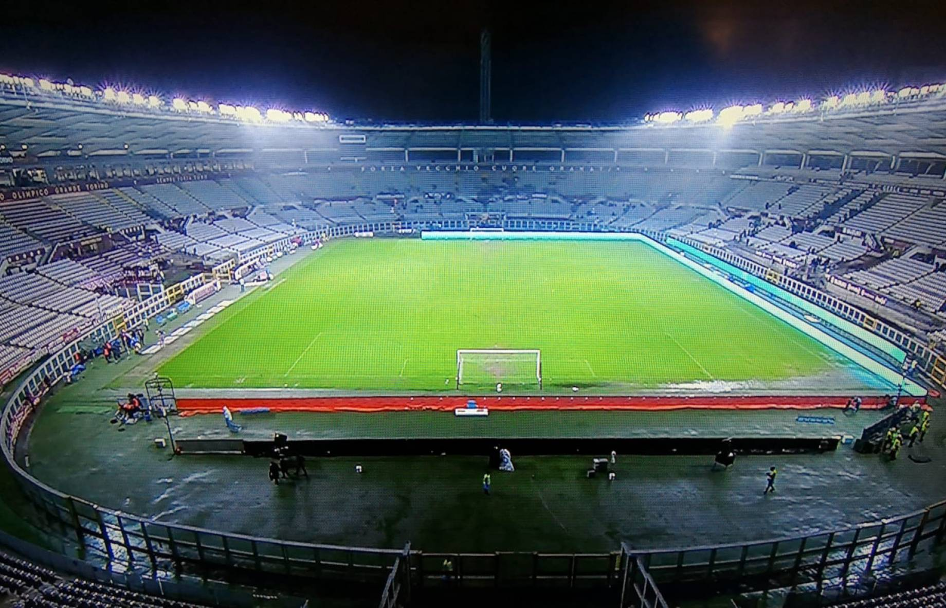 stadio torino screen
