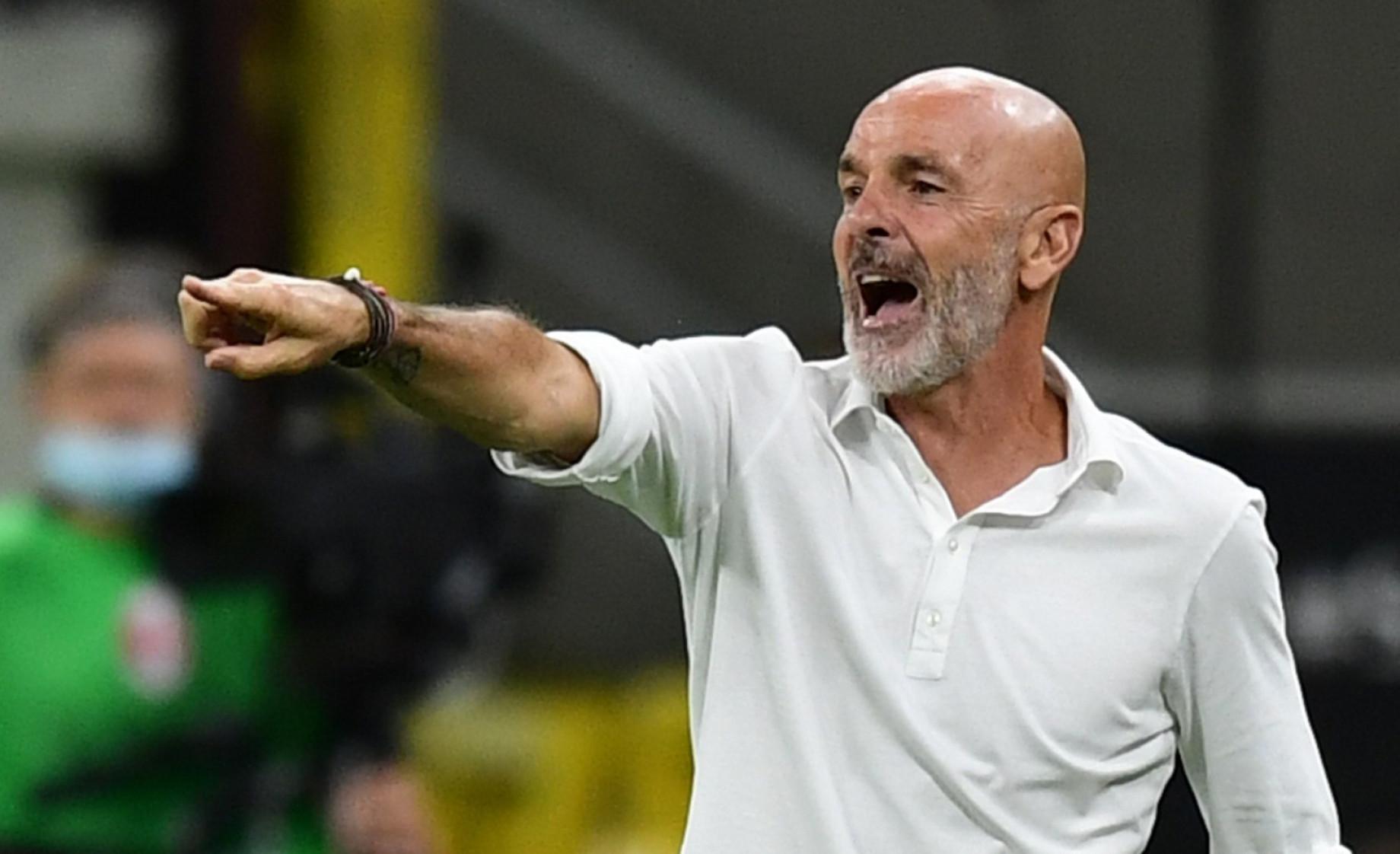 Pioli Milan GETTY